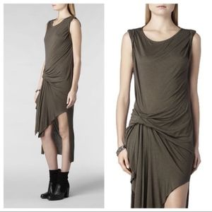 Allsaints Riviera Jersey Dress